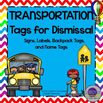 School Transportation Set