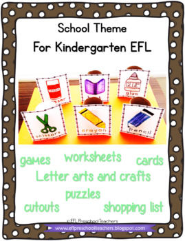 School Unit for Preschool ELL