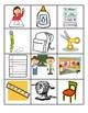 School Vocabulary Matching Game