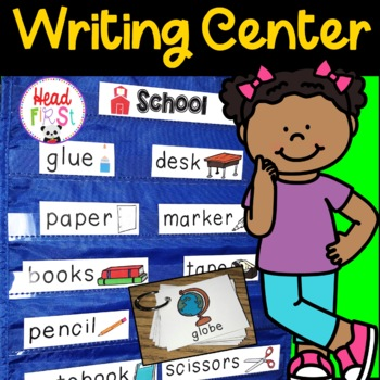 School Vocabulary Poster Flashcards