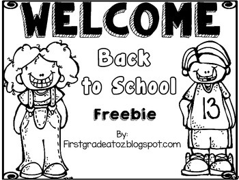 Back to School Welcome Mat