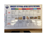 School-Wide Expectations Matrix