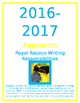 School Wide Literacy Writing Project: Royal Rococo