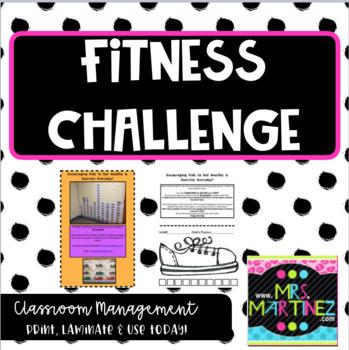 School Wide Movement Challenge!