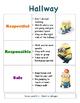 School Wide Positive Behavior Charts