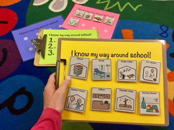 School Wide Signs & Picture Symbols
