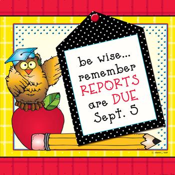 School Wise Digital Scrapbook Download