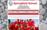 School Wix Website Template - 100% Editable (Plus YouTube Tutorials)