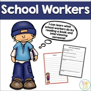 School Workers Community Jobs