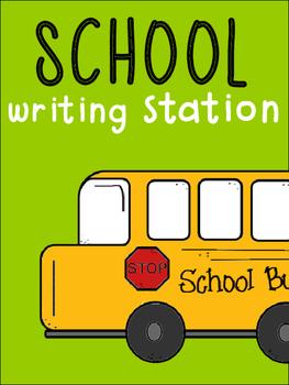 School Writing Station