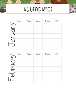 School Year 2019-2020 Planner for Teachers or Homeschoolers - Editable!