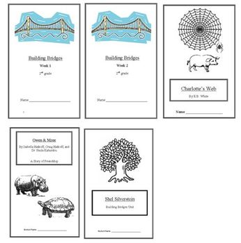 School Year 2nd Grade ELA Lesson Plans {34 Weeks} 6 Complete ELA Units