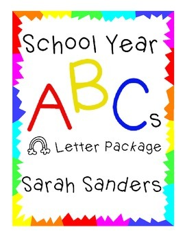 School Year ABCs