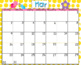 School-Year Calendar - Editable and Life-Long Updates