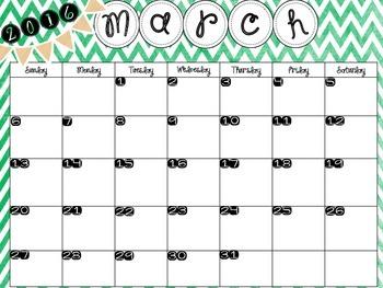 School Year Calendars 2015-2016