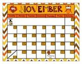 School Year Calendars PDF