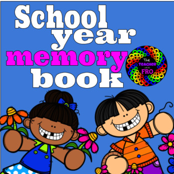 School Year Memory Book