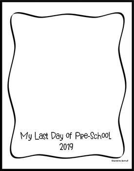 School Year Memory Pack