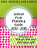 School Year Planning / Summer Planning Guide