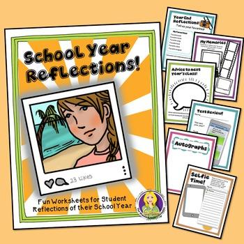 School Year Reflections