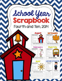 School Year Scrapbook