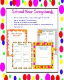 School Year Scrapbook