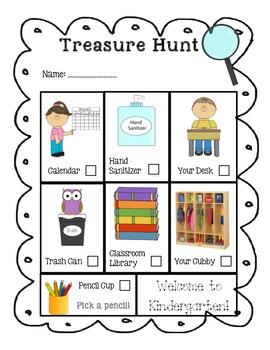 Zebra-Themed School Year Starter Pack (Kindergarten)