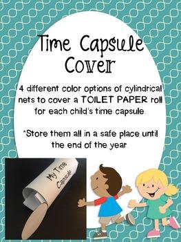 School Year Time Capsule Bundle