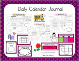 School Year Daily Calendar Journal