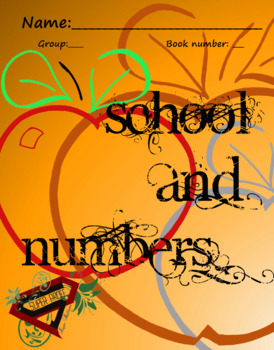 School and Numbers  +  USA and UK