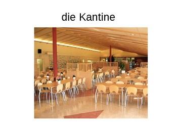 School buildings / School facilities / Describing my school