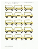School bus labels