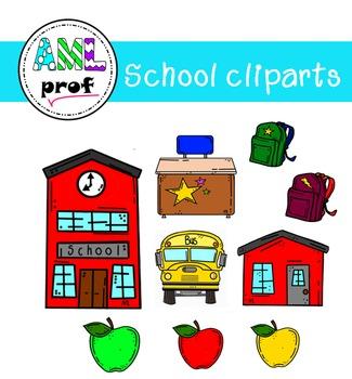 School cliparts