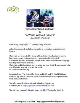 School for Good & Evil / World Without Princes Unit