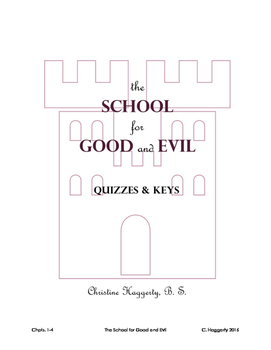 School for Good and Evil Quizzes and Answer Keys