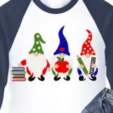 School gnomes Gnome svg