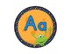 School is Out of This World!  Classroom Alphabet & Numbers!