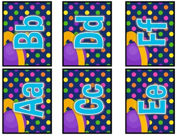 School is Out of This World!  Word Wall Cards!