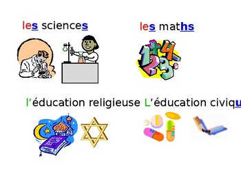 School (le Collège )