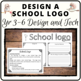 School logo design and technologies activity great for STEM