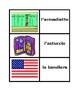 Articoli di cancelleria (School Objects in Italian) Concentration Games