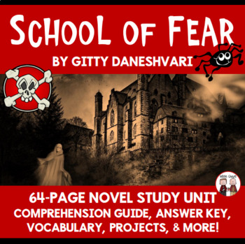 School of Fear Novel Unit