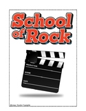 School of Rock: Movie Questionnaire