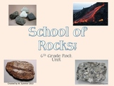 School of Rocks-A Rock Observation Activity
