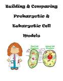 School or Home Lab - Comparing Cells - Eukaryotic Prokaryo