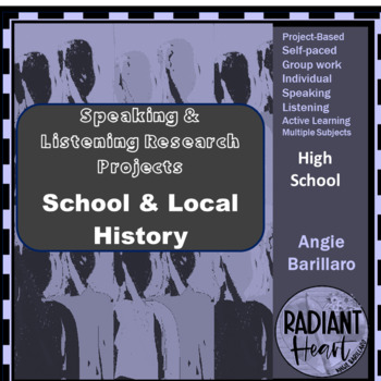 School or Local History Project: High School Literacy