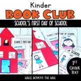 School's First Day of School | Kindergarten Read Aloud | K