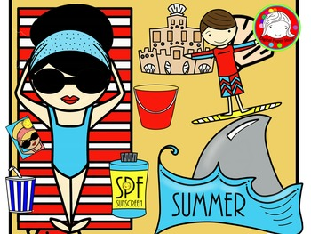 school s out for summer clipart personal commercial use tpt rh teacherspayteachers com school's out clip art school out clipart