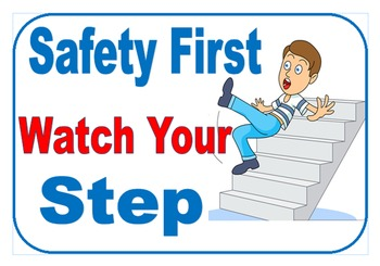 School safety poster