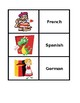 School subjects in English Concentration games